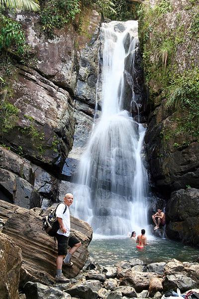 El Yunque - Tropical Forest - La Mina Falls
