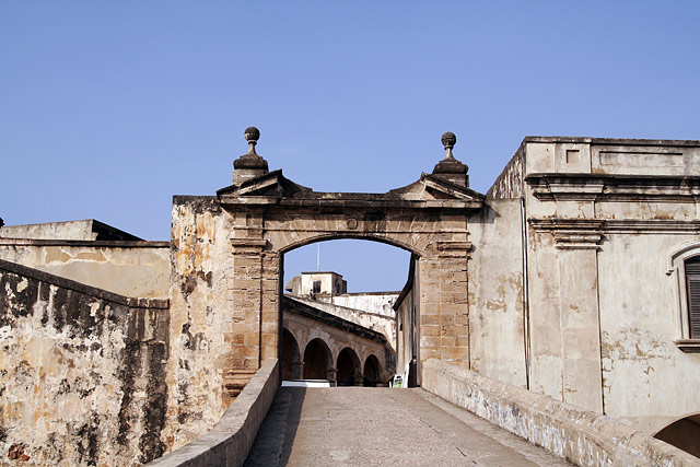 Old San Juan - Castillo de San Cristóbal