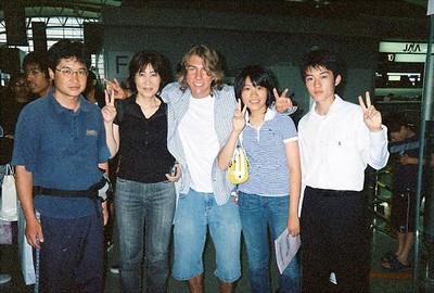 2006-06-12 Austin in Japan