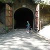 Tunnel 1 on Elroy-Sparta trail