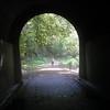 North side of Tunnel 1 - Elroy-Sparta trail