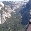 Vosemite Creek from Glacier Point - Yosemite NP