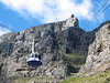 On our first morning we rode this cable car to to the top of Tabletop Mountain for some wonderful views of Capetown.