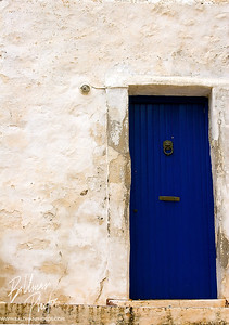 Door  Door to a Grecian home on Hydra