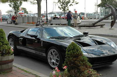 Ford GT found in Provincetown