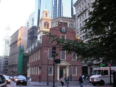 Downtown Boston.  Can't believe it...I am in love.