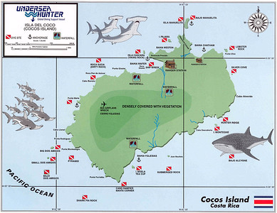 2006 Cocos Island (The Island Of The Sharks)