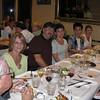 Wolf Merel; Trish Jenkins; Charley & Diana Gorton; Joan Dietrich; Joanne Fessett - Final dinner