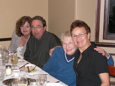 Sharon Gaughan; Jim & Ann Buck; Vadis