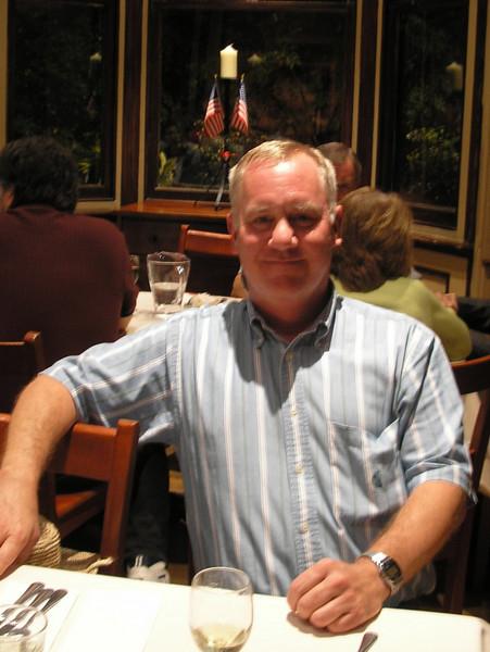 Steve Snider - Farewell Dinner