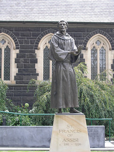 St. Francis of Assisi - Saint Patrick's Cathedral