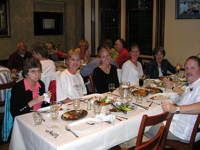 Janet Viehland; Judy Thornsbgerry; Lindsey & Linda Bryant; Jan Brown; Bob Walko