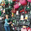 Queen Victoria Market - So many bargains - So little time (and luggage space)