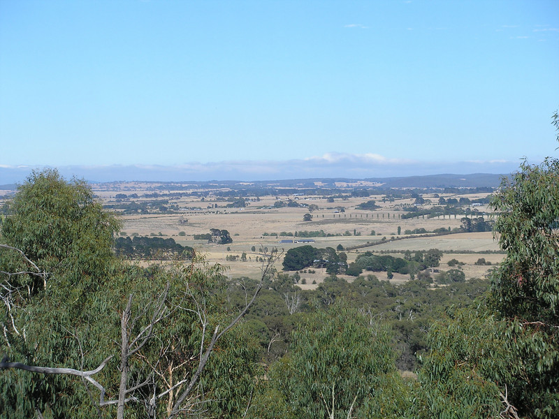 View from North Point - Black Hill Reserve
