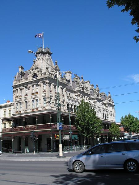 Hotel in Bendigo