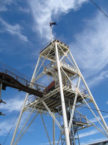 Tower - Central Deborah Gold Mine - Bendigo