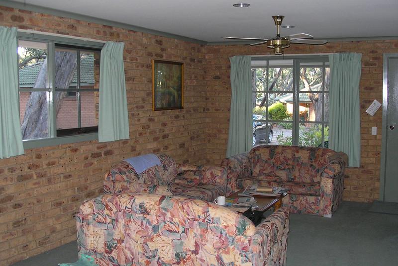 Inside Resort Great Room