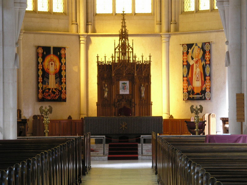 Alter Area - Cathederal - Bendigo
