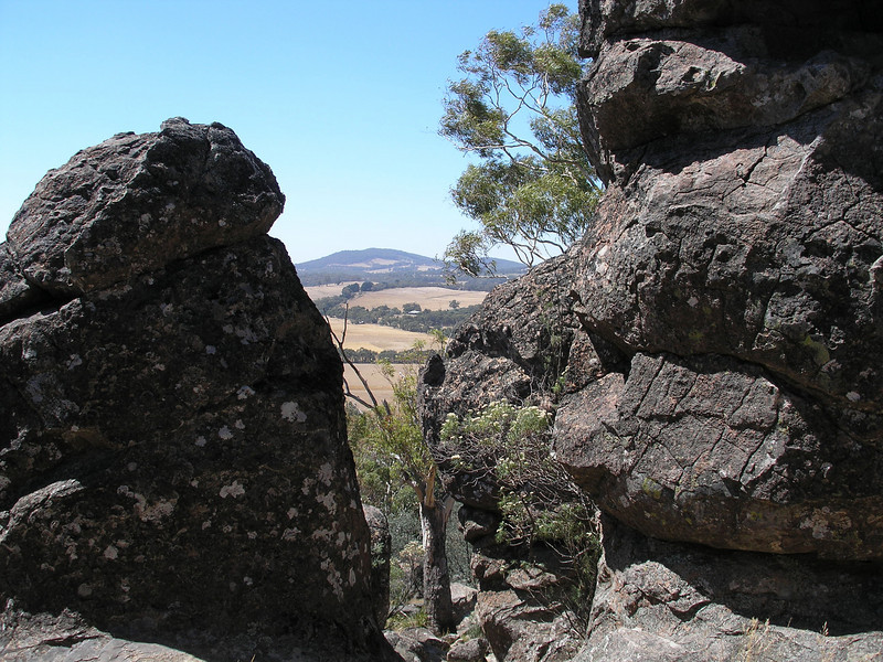 Hanging Rock Reserve