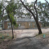 House construction in the bushland