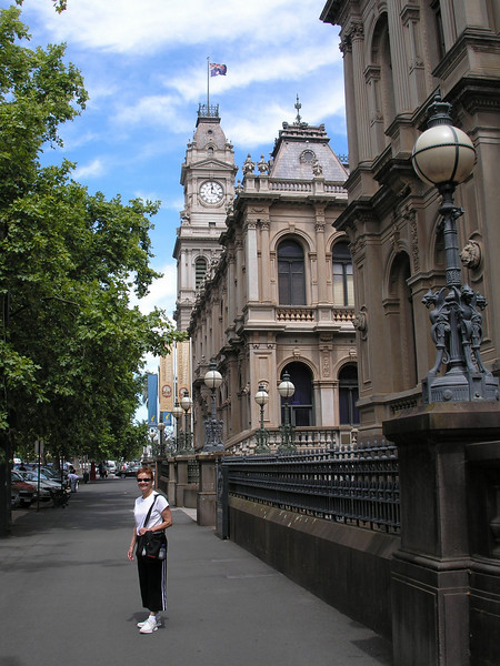 Law Courts and Historic Post Office - Bendigo