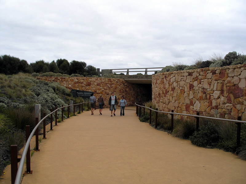 Walkway to Observation Deck
