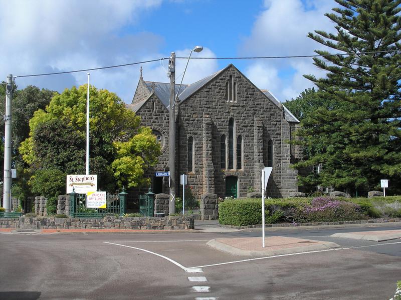 Church at Port Fairy