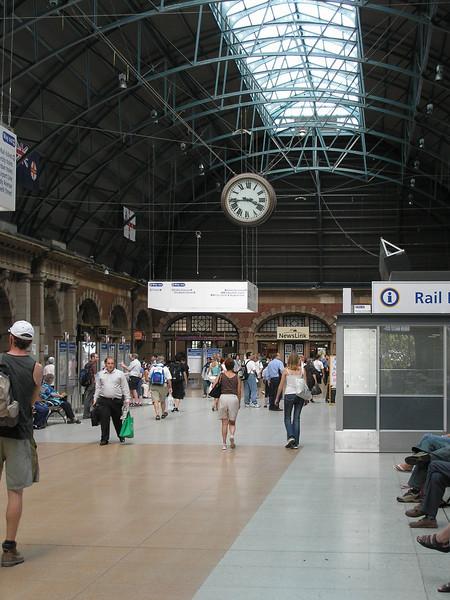Sydney Central Railway Terminal - Intercity lines