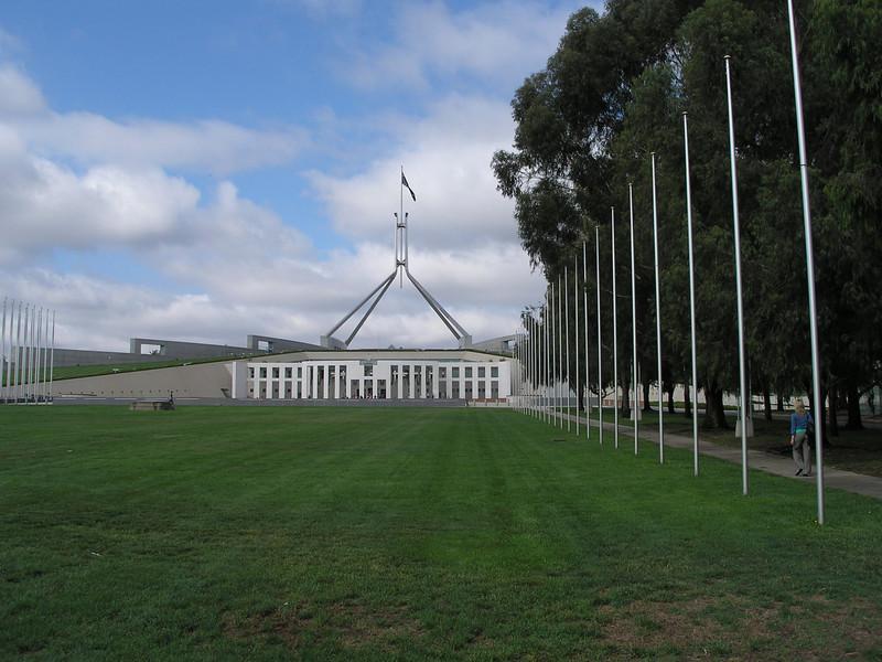 Parliament - Canberra