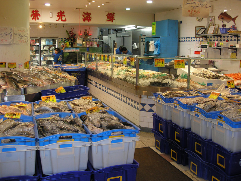 Fish in Hay Market