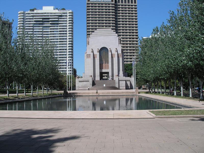 ANZAC Memorial - Sydney