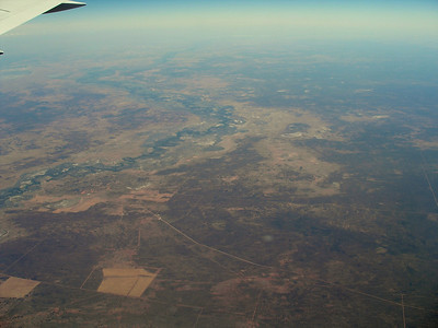 Enroute from Brisbane to Perth