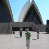 Vadis in front of Sydney Opera Theatre