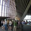 Inside Sydney Opera House