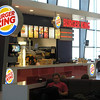 Burger King is everywhere - America in Auckland, NZ airport