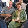 Flying Business class was A-OK. We were offered Business Class, which lead to a later arrival in Sydney because of a layover in Auckland, NZ.