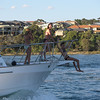 Fun on the Swan river