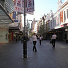 Perth - Hay Street - Closed to auto traffic