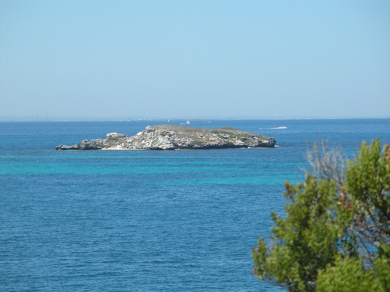 View from Rottnest Island