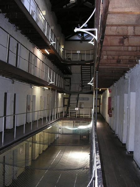 Prisoner area on 2nd level