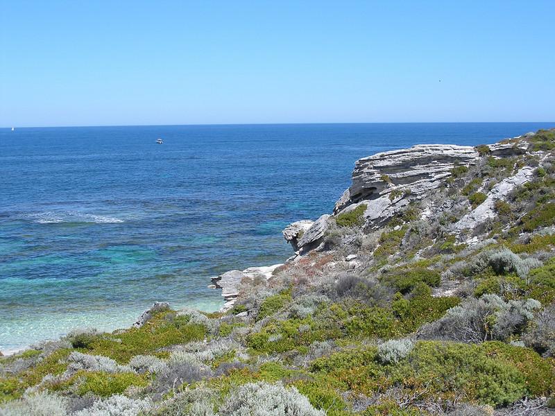 Rottnest Island shore line