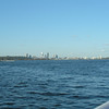 Perth from the Swan river