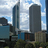 Perth from Swan Bell tower