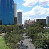 Downtown Perth from Swan Bell tower