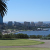 Downtown Perth from Kings Park
