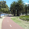 Path along swan river