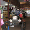 Entry to bottle store - 1927 Ford pickup
