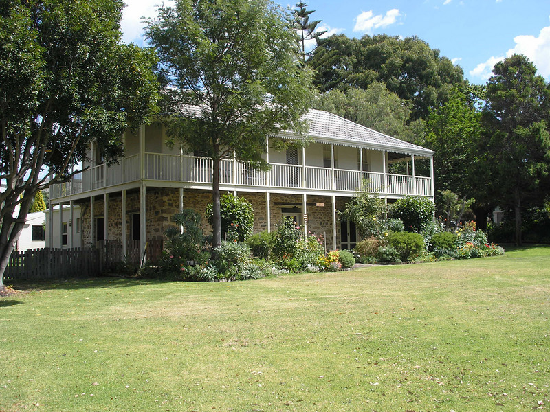 Albany Anglican Rector's House (Parsonage)