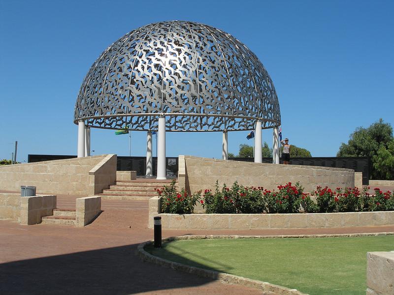 Monument for HMAS Sydney