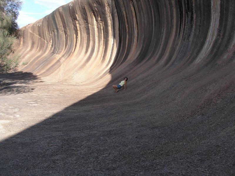 Vadis - shooting through the wave